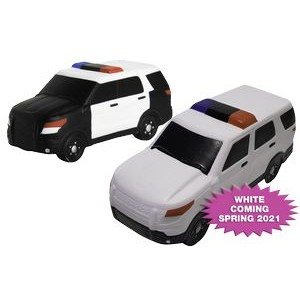 Police SUV Squeezies® Stress Reliever