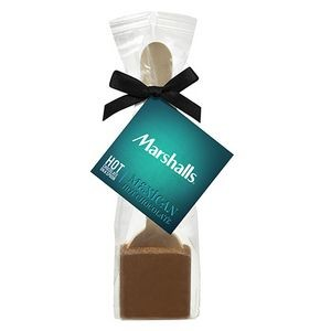 Hot Chocolate on a Spoon in Favor Bag - Mexican Milk Chocolate