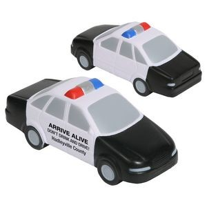 Police Car Stress Reliever