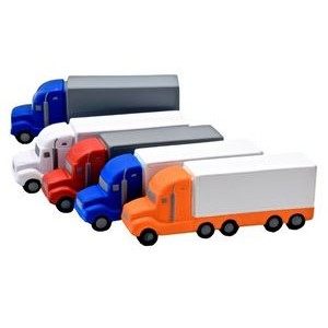 Semi Truck Stress Reliever Squeeze Toy